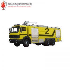 خودروهای آتش نشانیفرودگاه