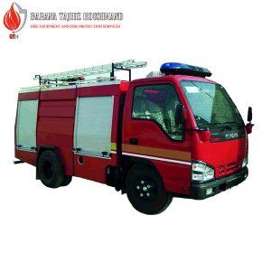 خودروی آتش نشانی سبک